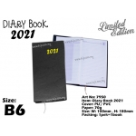 7950 Diary Book 2021 - B6