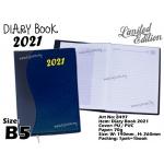 8497 Diary Book 2021 - B5
