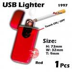 1997 USB Lighter - Red