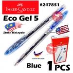 Faber Castell Eco Gel Pen 0.5mm Fast Dry Gel Pen 2478