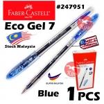 Faber Castell Eco Gel Pen 0.7mm Fast Dry Gel Pen 2479