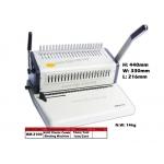 Plastic Comb Binding Machine Supplier