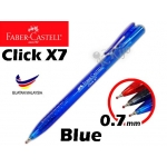 Faber Castell Click X7 Ball Pen 0.7mm 1422