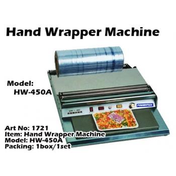 1721 Hand Wrapper Machine