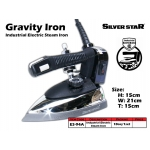 ES-94A Silver Star Industrial Electric Steam Iron