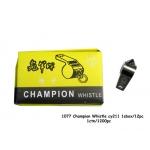 1077 Champion Metal Whistle