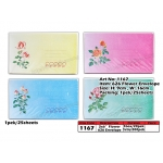 1167-626 3x6 Flower Envelope