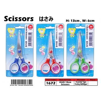 1672 KIJO 13cm Stainless Steel Scissors