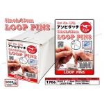 1706 KIJO 5inch / 13cm Loop Pins