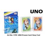 1793 UNO Frozen Card