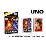 1793 UNO Star Wars Card