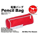 1865-Red Kijo Pencil Bag