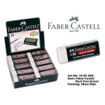 Faber-Castell Dust Free Eraser 18 85 20D