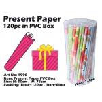 1990 Present Paper PVC Box