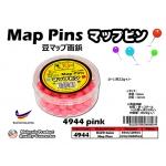 4944-pink KIJO Pink Map Pins