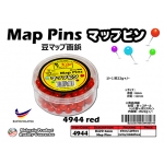 4944-red KIJO Red Map Pins