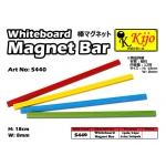 5440 KIJO Whiteboard Magnet Bar