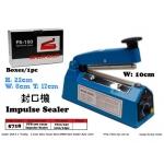 5718 PFS-100 10cm Impulse Sealer