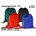 6678 Magicase String Back Pack