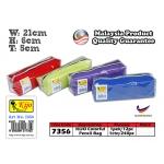 7356 KIJO Colorful Pencil Bag
