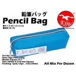 7356 Kijo Pencil Bag - Blue