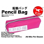 7356 Kijo Pencil Bag - Pink