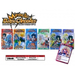 7808 Miracle Battle Carddass Game Card