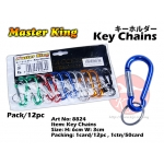 8824 Master King Key Chains