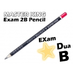 8939 Master King Exam 2B Pencil Set
