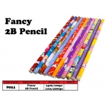 8954 Fancy 2B Pencil