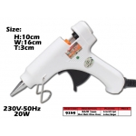 9169 KIJO 7mm Hot Melt Glue Gun