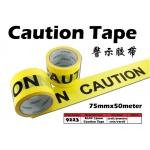 9223 75mm Caution Tape