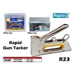 9238 Rapid R23 Metal Gun Tacker
