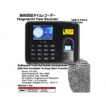 9267 KIJO Fingerprint Time Recorder