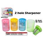 9386 Gao Zhan GZ-415 2 Hole Sharpener