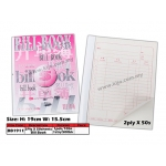 BB1911 2Ply X 50sheets Bill Book