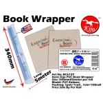 BC6127 Kijo PVC Book Wrapper 340mmX5meter PVC Emboss