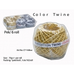 CT-Yellow KIJO Color Twine