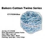 CT1792W-Kijo Bakers Cotton Twine Blue