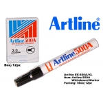 Artline 500A Whiteboard Marker EK-500A/KL