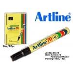 Artline 70 Permanent Marker EK-70