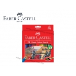 Faber Castell 24 Classic Colour Pencil