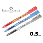 Faber Castell 2462 True Gel Pen Blue