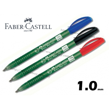 Faber Castell Ball Pen 1423 Red