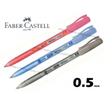 Faber Castell CX5 Ball Pen Blue