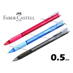 Faber Castell Grip X5 Ball Pen Blue