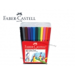 Faber Castell colour pen 12 colours