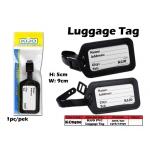 KC8580 KIJO PVC Luggage Tag