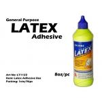 LT-1122 Latex Adhesive 8oz
