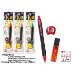 MPS8662-18 KIJO 1.8mm Mechanical Pencil Set